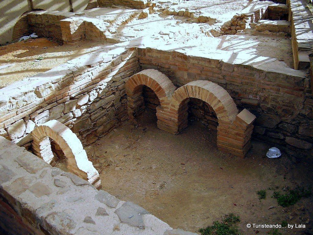 ruinas arqueologicas romana