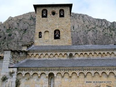 Monasterio Santa Maria Alaon, Sopeira, Ribagorza