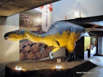 Museo Dinosaurios Aren, Ribagorza, Huesca