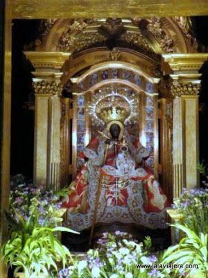 Virgen Guadalupe, Extremadura
