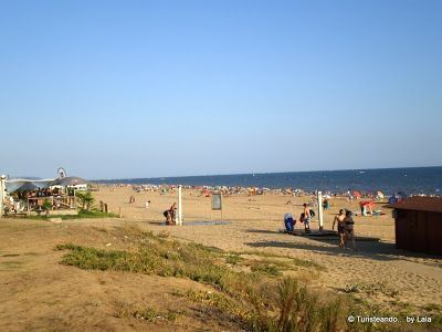 playa punta umbria, huelva