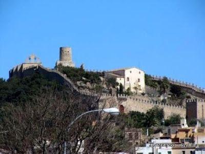 castillo capdepera, mallorca