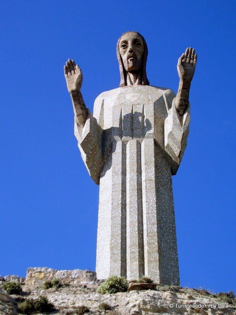 monumento sagrado corazon palencia