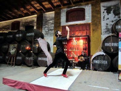 Espectaculo Flamenco Bodegas Andrade, Bollullos Condado