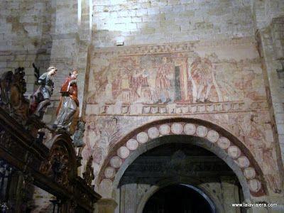 Pinturas San Pedro Viejo, Huesca