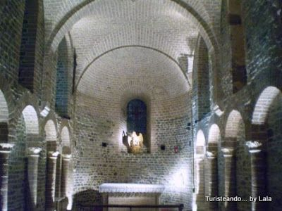 capilla san basilio, basilica santa sangre, brujas