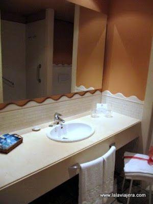 Islantilla Golf Resort Baño Habitacion