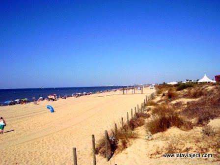 Playa de Islantilla, Isla Cristina