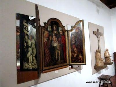 Museo Pintura, Monasterio Guadalupe
