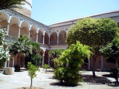 convento anunciada, museo pepoli trapani
