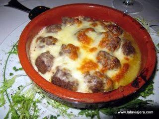 Albondigas Mostrenca, Restaurante Aires Doñana, El Rocio