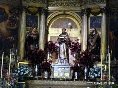 Retablo Mayor Basilica Monasterio Guadalupe