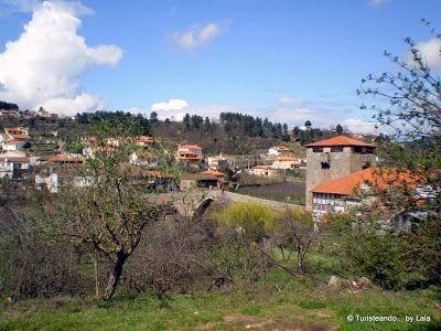 Pueblo Ucanha, Tarouca, Portugal
