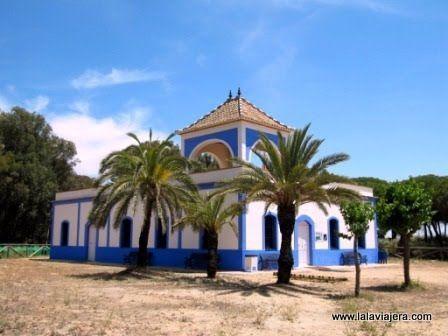 La Casita Azul, Centro de Interpretación de la Naturaleza, Isla Cristina