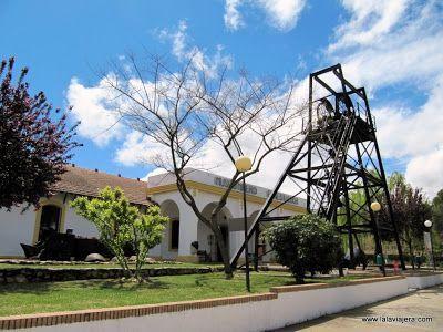 Museo Centro Visitantes, Parque Minero Riotinto, Huelva