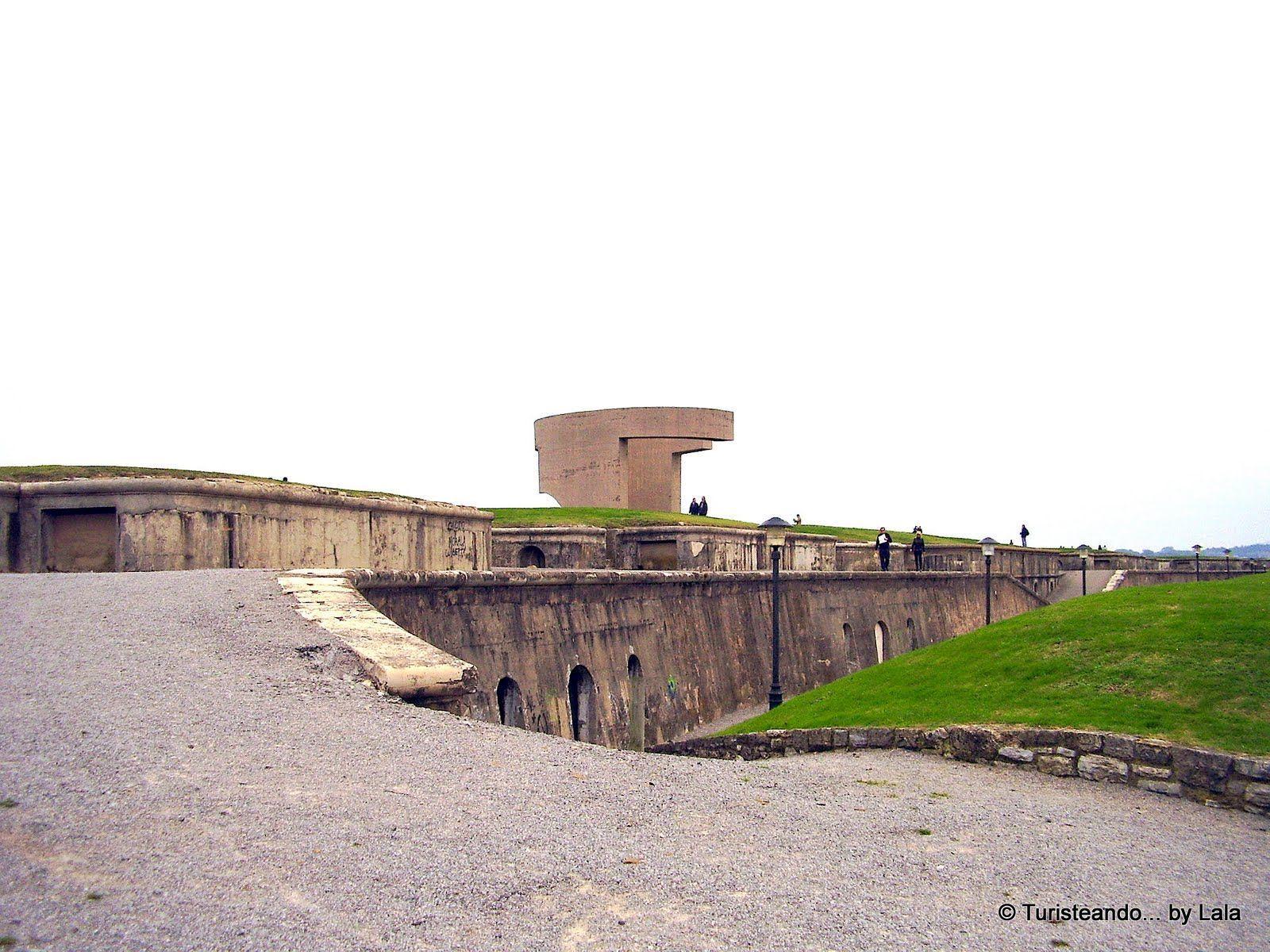 atalaya cerro santa catalina gijon
