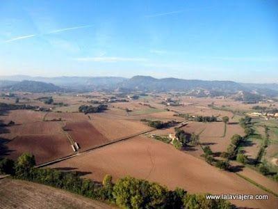 Vista Aerea Plana Vic, Barcelona