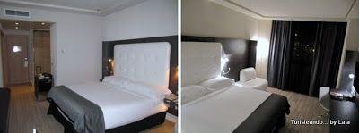 habitacion hotel maydrit madrid