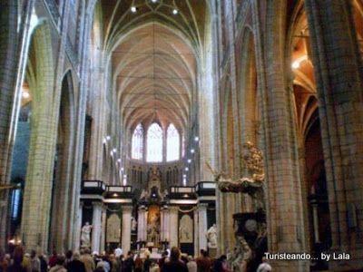 catedral San Bavon, Gante, Flandes