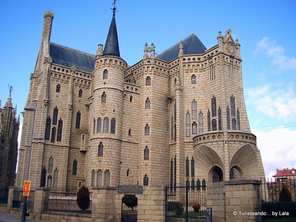 palacio episcopal astorga museo caminos