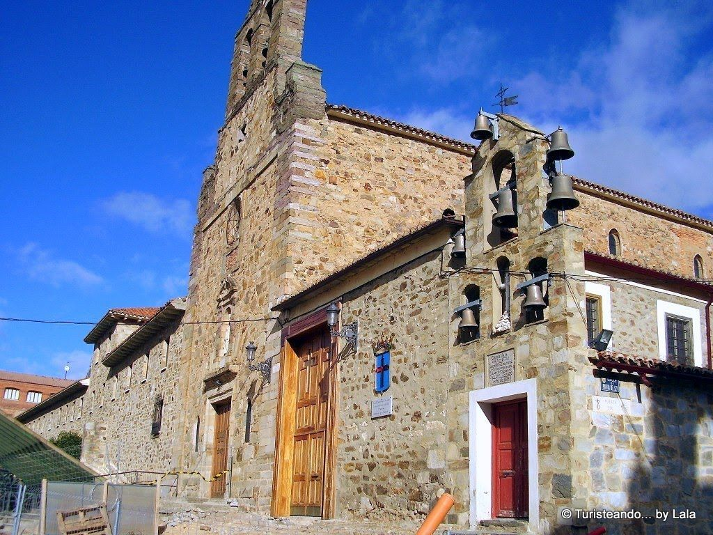 iglesia san francisco redentoristas astorga