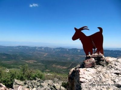Pico Carbonero, Geoparque Villuercas