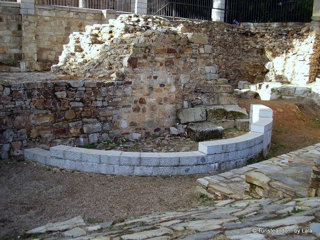 puerta romana arqueologia