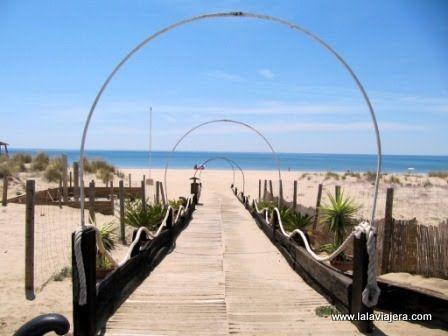 Playa del Hoyo, Isla Cristina