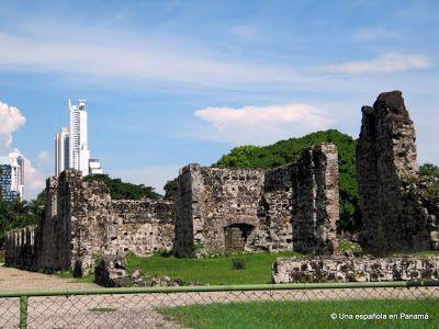 Ruinas Panama Viejo
