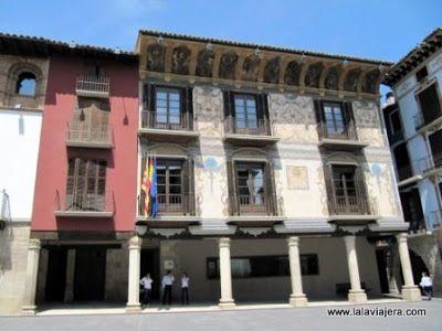 Casa Heredia, Graus, Consejo Comarcal Ribagorza