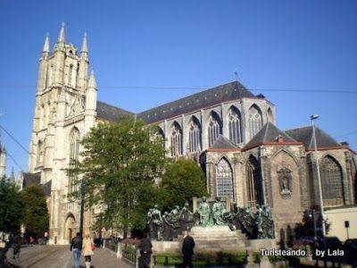 catedral San Bavon, Gante