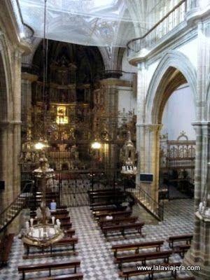 Iglesia Basilica Monasterio Guadalupe