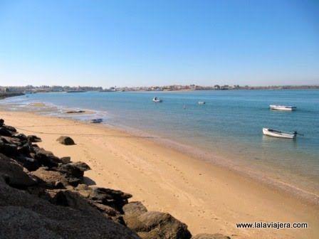 Playa del Cantil, Isla Cristina