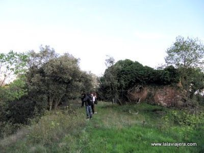 Senderismo Pantano Garet, Llucanes
