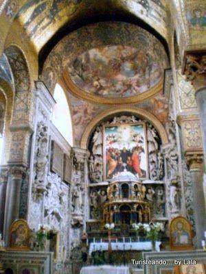 Iglesia La Martorana, Palermo