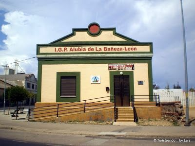 museo alubia, la baneza