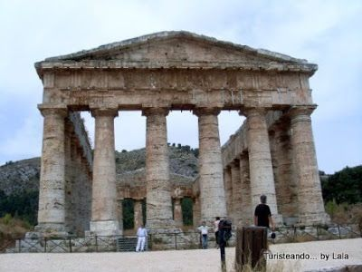 templo segesta, sicilia