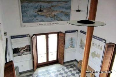 Siglo Oro Cadiz, Exposicion Torre Tavira