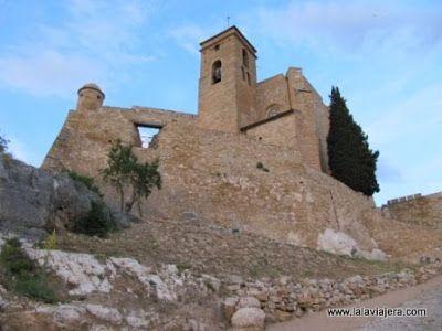 Iglesia y Castillo Benabarre, Ribagorza, Huesca