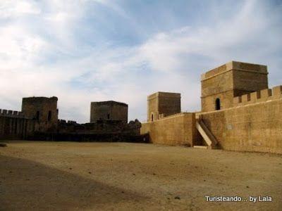 recinto fortificado alcala de guadaira