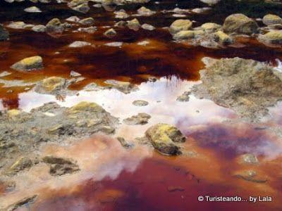 Color Rojo Rio Tinto