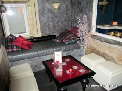 Bar Odre, hotel Casa Noble Aracena