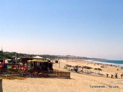 playa la barrosa, Chiclana, cadiz
