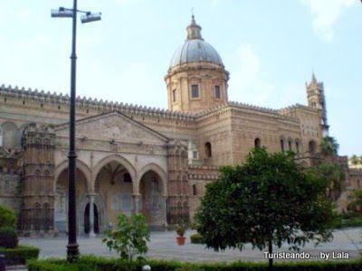 catedral palermo, sicilia