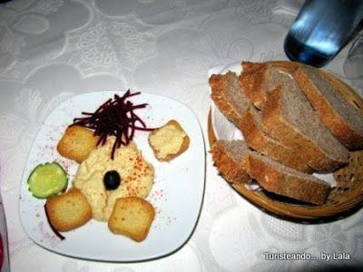 hummus, restaurante vegetariano Artemisa, Madrid