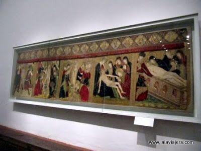 Museo Bordados, Monasterio Guadalupe