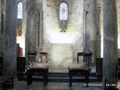 Iglesia San Cataldo, Palermo