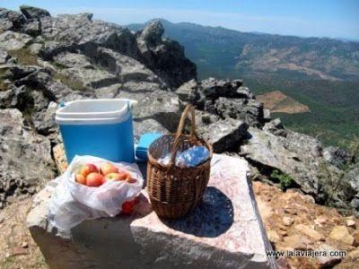 Picnic Pico Carbonero, Geoparque Villuercas