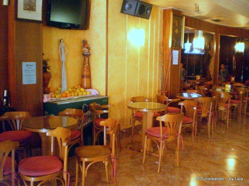 restaurante monalisa olmedo