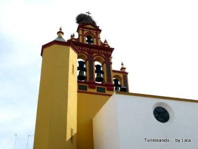 iglesia san sebastian, alcala de guadaira